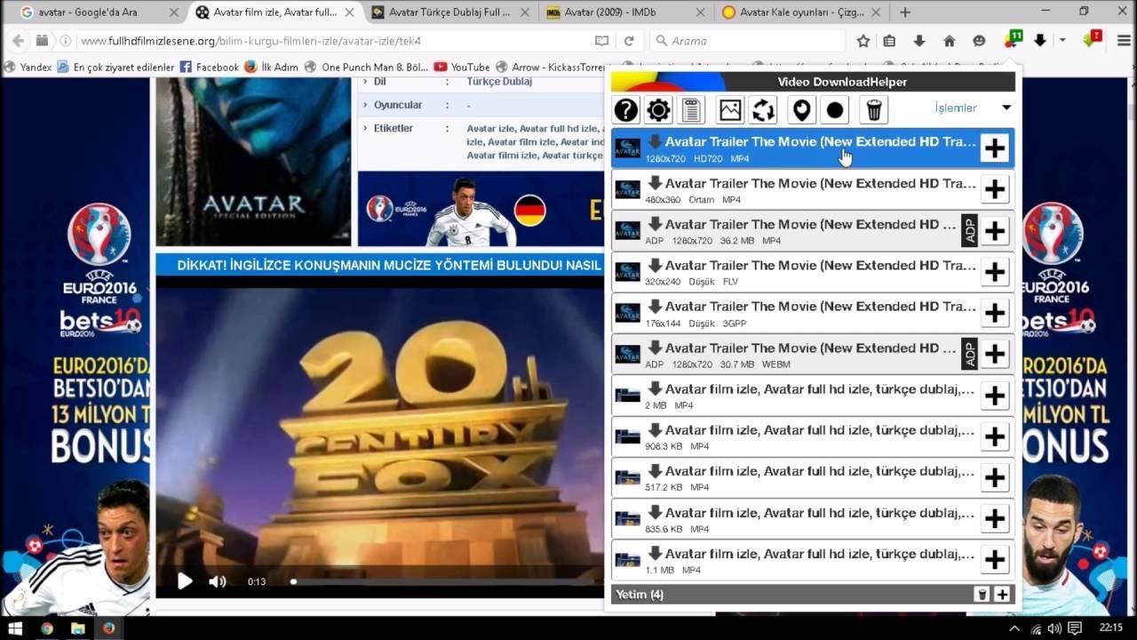 Ücretsiz Bedava Programsız Film İndirme Yolları